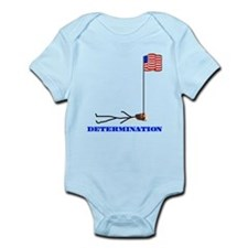 Determination Infant Bodysuit