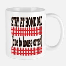 stay at home dad due to house Mug