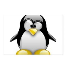 Tux Postcards (Package of 8)