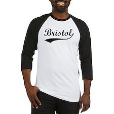 Vintage Bristol Baseball Jersey
