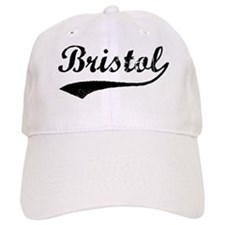 Vintage Bristol Baseball Cap