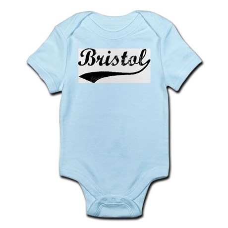 Vintage Bristol Infant Creeper