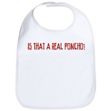 Is That a Real Poncho Bib