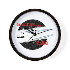 AWACS Wall Clock