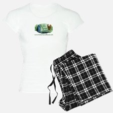 Yorkie Haven Rescue pajamas