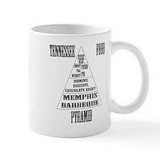 Tennessee Food Pyramid Mug