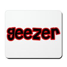 Geezer Mousepad
