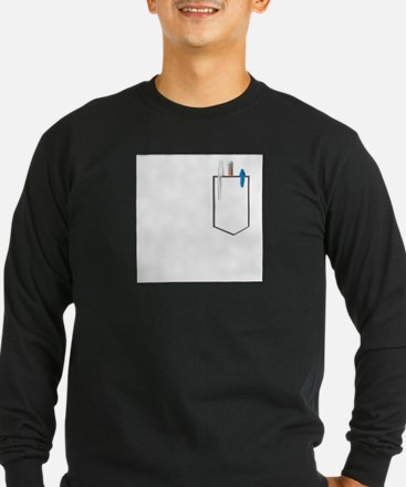 Cute Pocket graphic T