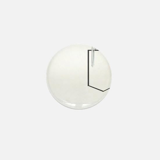 Cute Graphic image pocket Mini Button