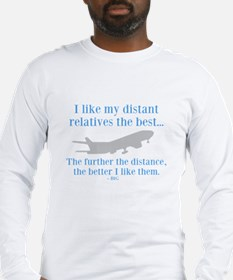 Distant Relatives Long Sleeve T-Shirt