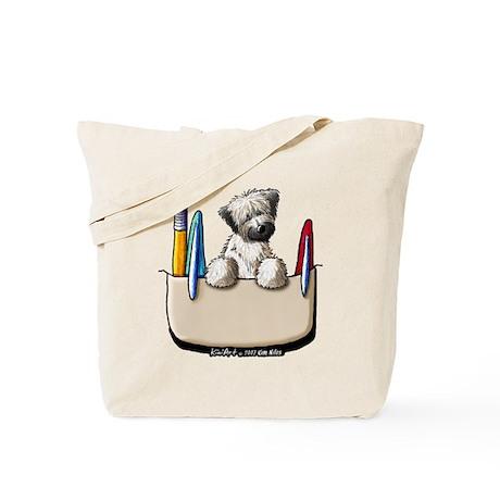 Wheaten Pkt Protector II Tote Bag