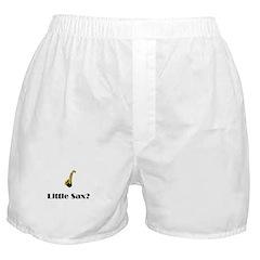 Little Sax? Boxer Shorts