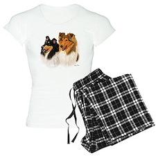 Rough Collie Pajamas