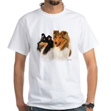 Rough Collie Shirt