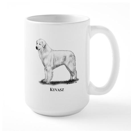 Kuvasz Large Mug