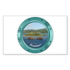 Roatan Porthole Decal