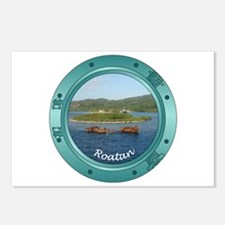 Roatan Porthole Postcards (Package of 8)
