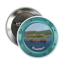 "Roatan Porthole 2.25"" Button (10 pack)"