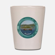 Roatan Porthole Shot Glass