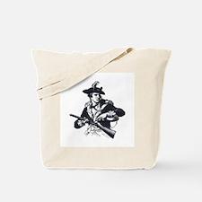 Minuteman Tote Bag
