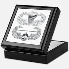 Airborne and Air Assault Keepsake Box