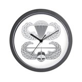 Airborne and air assault Wall Clocks