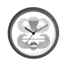 Airborne and Air Assault Wall Clock