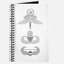 HALO JM Airborne Master Air Assault Journal