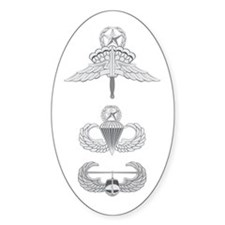 HALO JM Airborne Master Air Assault Decal