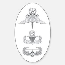 HALO JM Airborne Master Air Assault Decal
