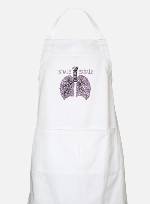 Anatomy of Breath in Violet Apron