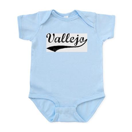 Vintage Vallejo Infant Creeper