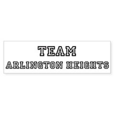 Team Arlington Heights Bumper Bumper Sticker