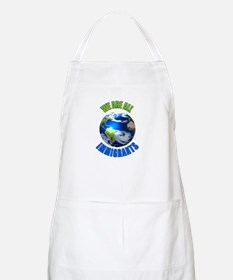 We Are All Immigrants BBQ Apron