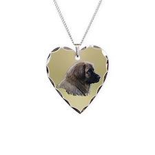 Leonberger Dog Necklace