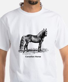 Canadian Horse Shirt