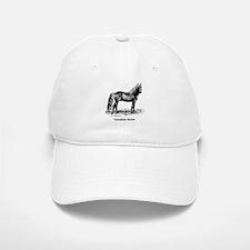 Canadian Horse Baseball Baseball Cap