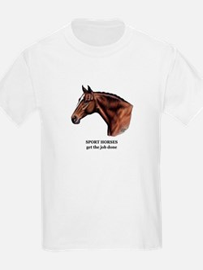 Sport Horse T-Shirt