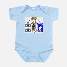 JMPI - 173rd Airborne Brigade Infant Bodysuit