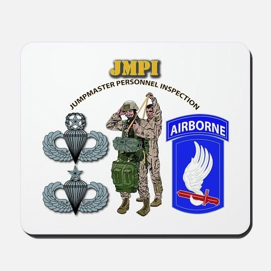 JMPI - 173rd Airborne Brigade Mousepad