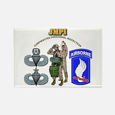 JMPI - 173rd Airborne Brigade Rectangle Magnet