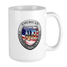 American Preppers Network Mug