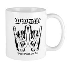 What Would Dio Do Mug