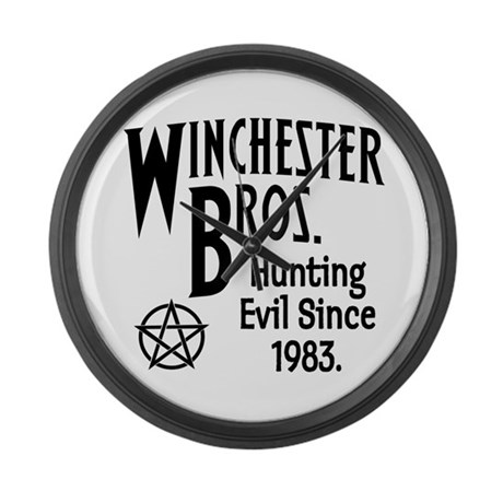 Winchester Bros. Hunting Evil Since 1983 - Superna