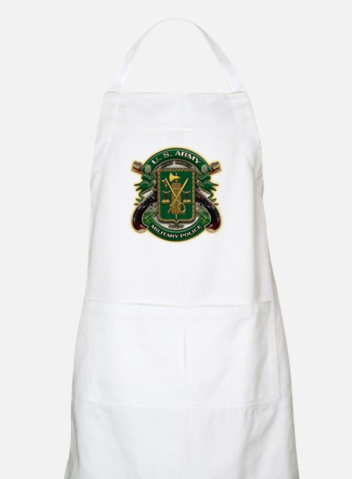 US Army MP Military Police Apron