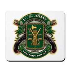 US Army MP Military Police Mousepad