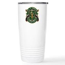 US Army MP Military Police Travel Mug