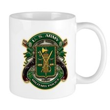 US Army MP Military Police Mug
