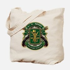 US Army MP Military Police Tote Bag