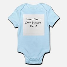 Upload your own picture Onesie
